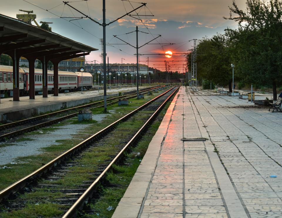 гара БДЖ празник на българските железничари