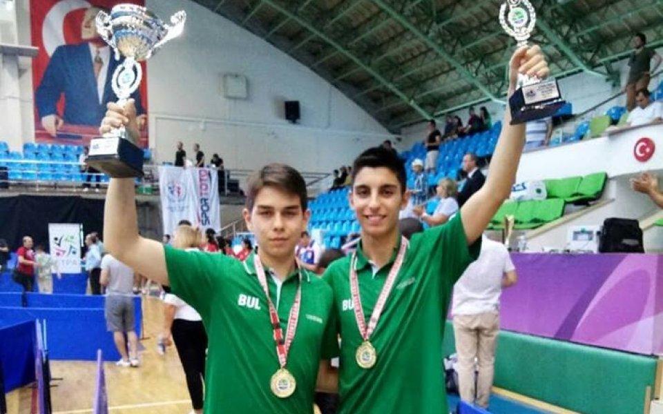 Балканският шампион Стефан Тодоров: Турнирът в Панагюрище е голям шанс да се срещна с играчи на световно ниво