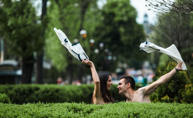 Звездите, които правят секс на публични места (СНИМКИ)