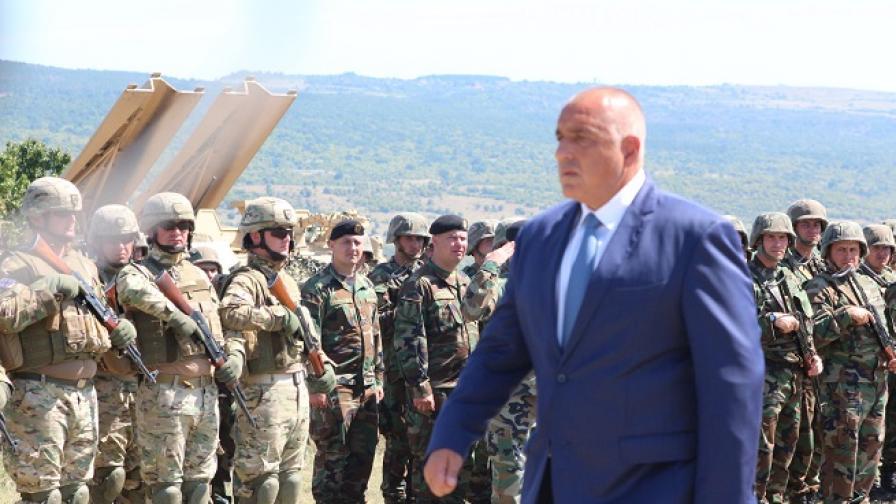 Борисов за изказване на Заев: Всеки да си мери приказките