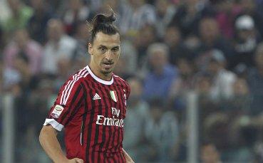 Милан е готов да предложи на Ибрахимович 6 млн. евро за година и половина