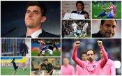 Куртоа и още няколко имена, обличали екипите на Реал и Атлетико