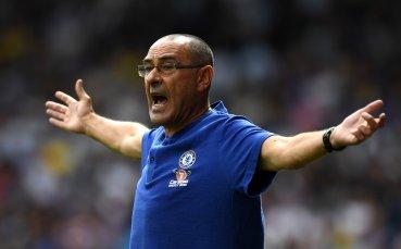 Маурицио Сари отмени забраните на Конте в Челси