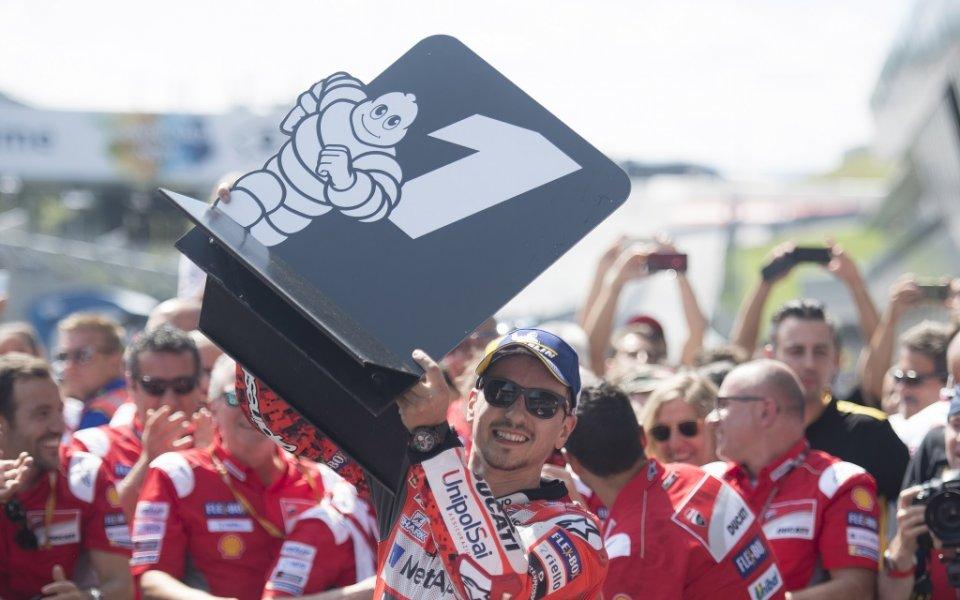 Лоренсо спечели в Австрия, изпревари Маркес