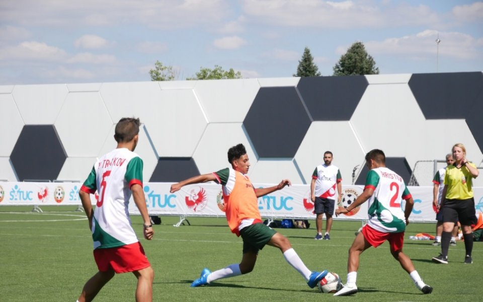 България е на 1/4-финал за Купа SATUC