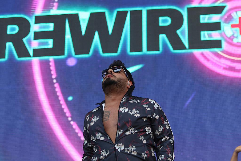 REWIRE & VARSKI на сцената на MTV Varna Beach
