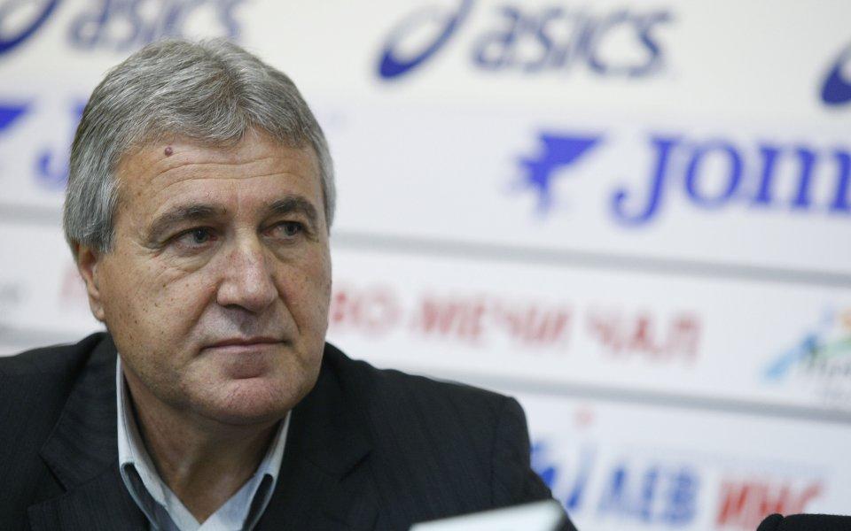 Бойчо Величков празнува с юбилей, Локо София му честити