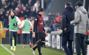 Сасуоло привлече италиански национал от Милан