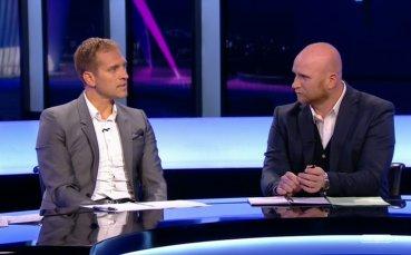 Стилиян Петров гост в британска ТВ за мача АЕК - Селтик