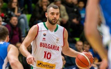 Баскетболен национал ще играе във Франция