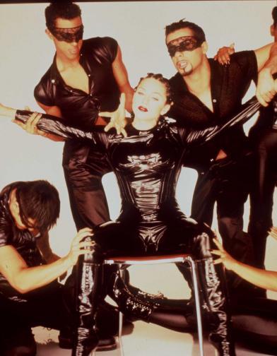 Мадона кралица поп музика