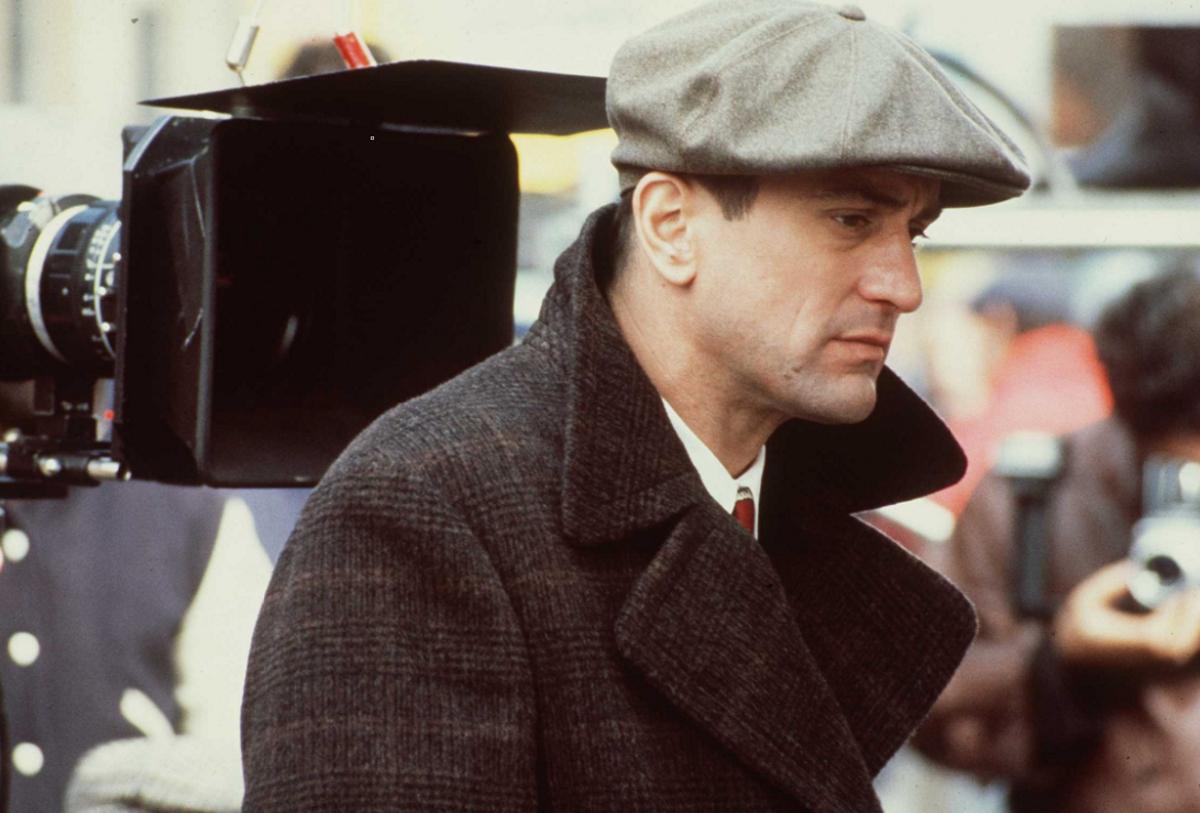 """Робърт де Ниро в """"Имало едно време в Америка""""."""