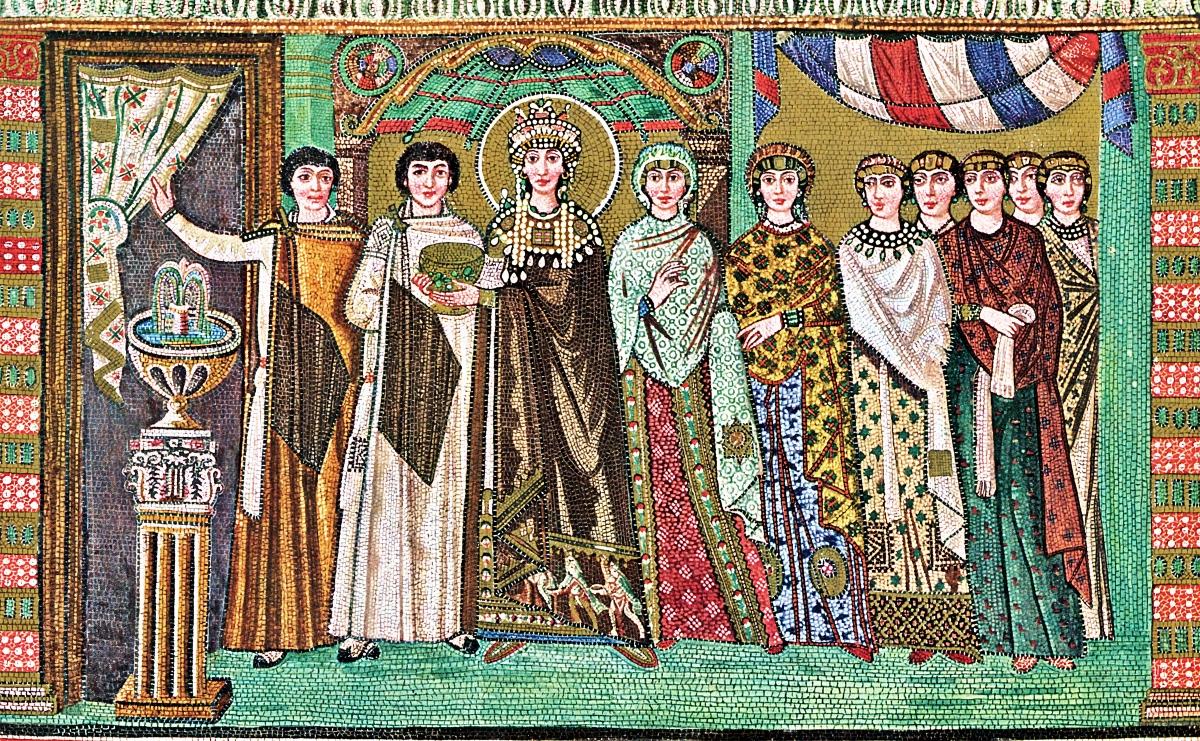 Но във Византийската империя през 6 век е можело да получите смъртно наказание, ако употребите груби думи.