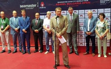 Цоцорков: Искаме Панагюрище да е център от световно значение за спорта
