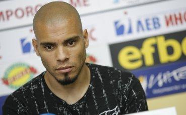 Мауридес се прибра в лагера на ЦСКА