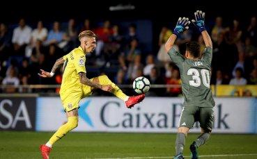 Гоналон ще продължи кариерата си в Севиля
