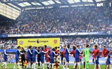 НА ЖИВО с GONG.BG: Челси рано пусна кръв на Арсенал