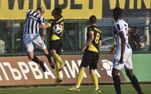 Резерва сряза скуката в Пловдив, даде победата на Локо