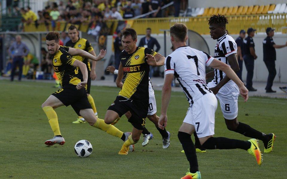 Ботев играе контрола с Марица преди визитата на Витоша