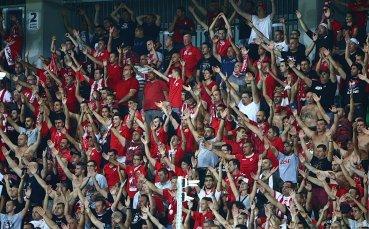 ЦСКА пуска отсега билетите за декемврийското дерби с Лудогорец