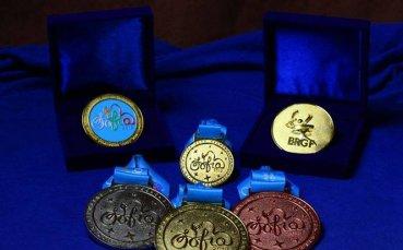 300 кг благороден метал за Световното по художествена гимнастика