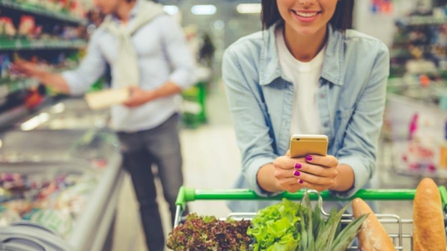 Amazon създаде технология за магазини без касиери