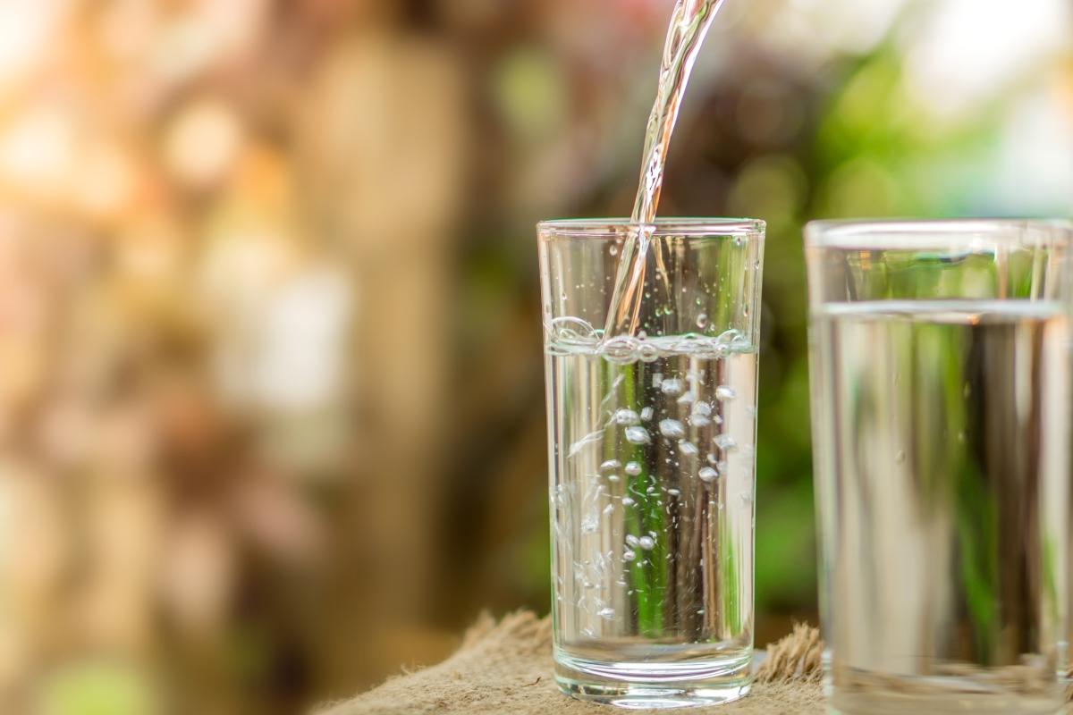 Новак Джокович започва деня си с чаша вода със стайна температура.