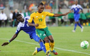Официално: Лудогорец обяви южноафрикански национал за свой