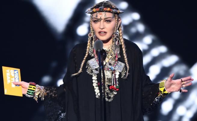 """Задачата, с която Мадона се """"провали""""и как отвърна на удара"""