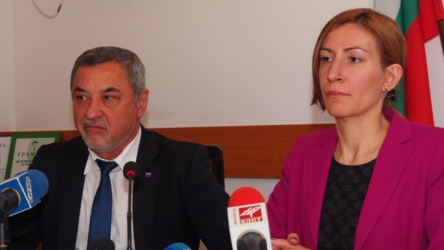 Прокуратурата отказа на Валери Симеонов за Ангелкова