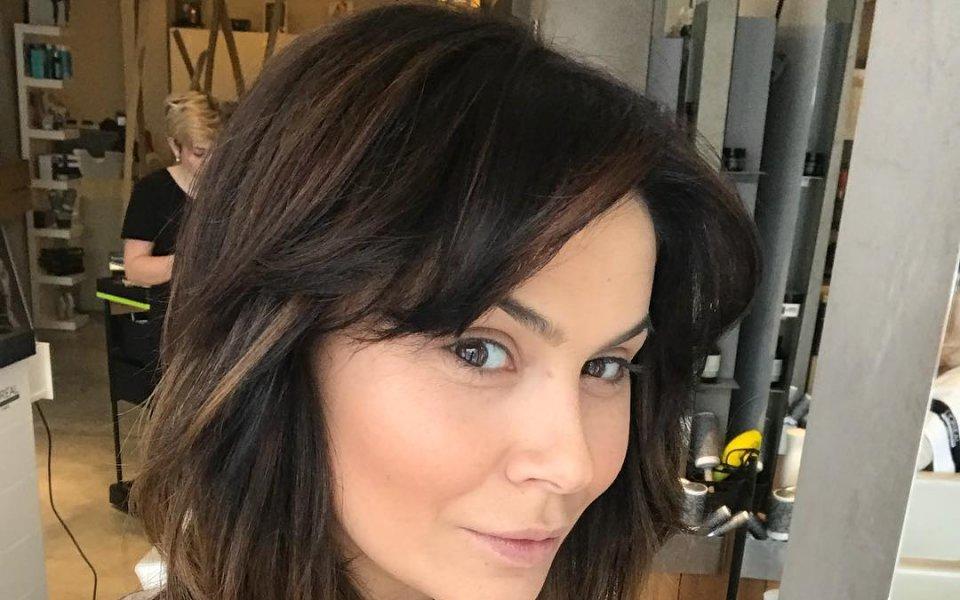 Съпругата на бивш национал, която се озова в порно сайт