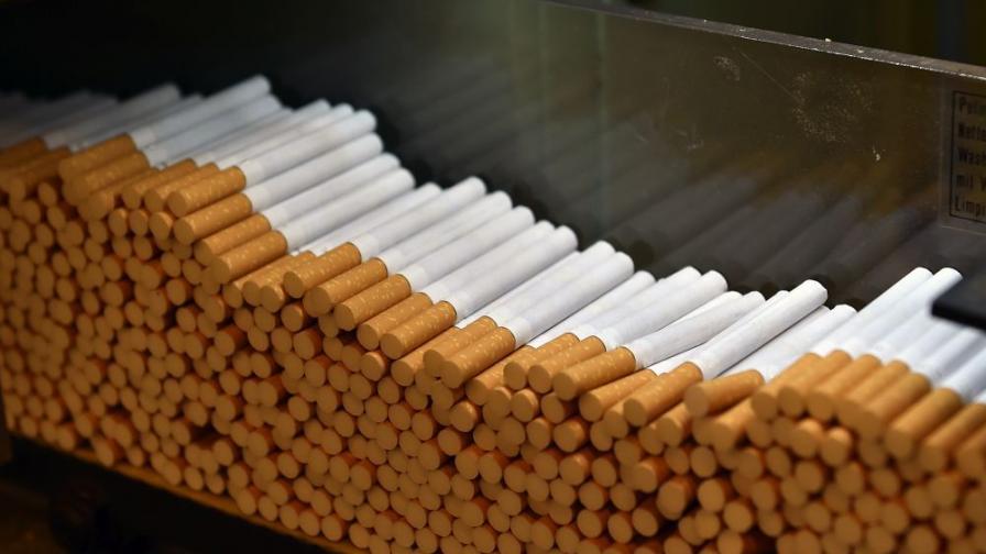 Разкриха мрежа от 4 незаконни цигарени фабрики