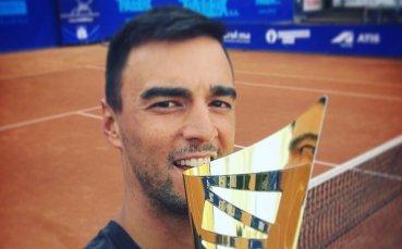Кузманов и Андреев с уайлд кард за Sofia Open 2019
