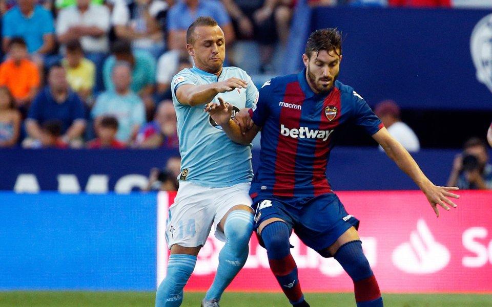 Селта взе първа победа в Испания с два страшни гола