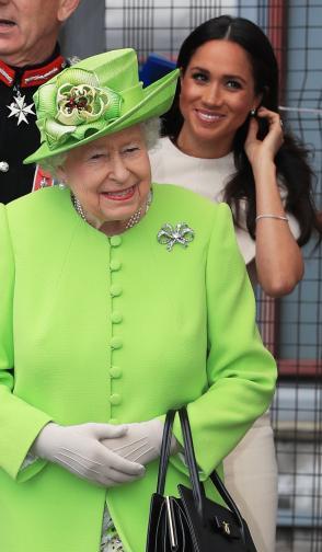 кралицата кейт меган