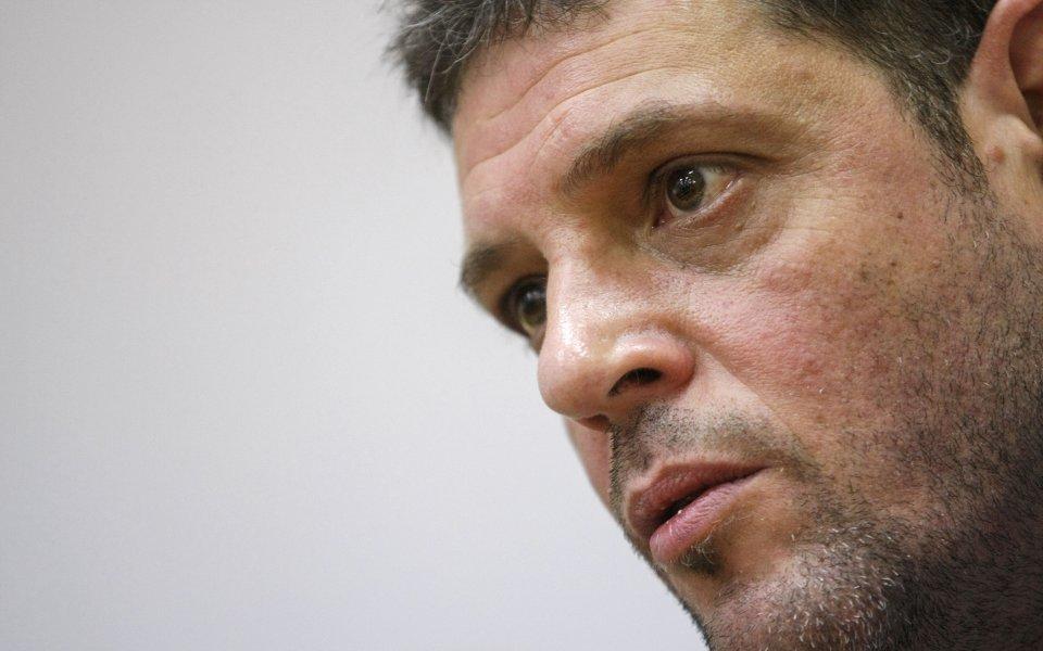 Пламен Константинов вече не е треньор на националите