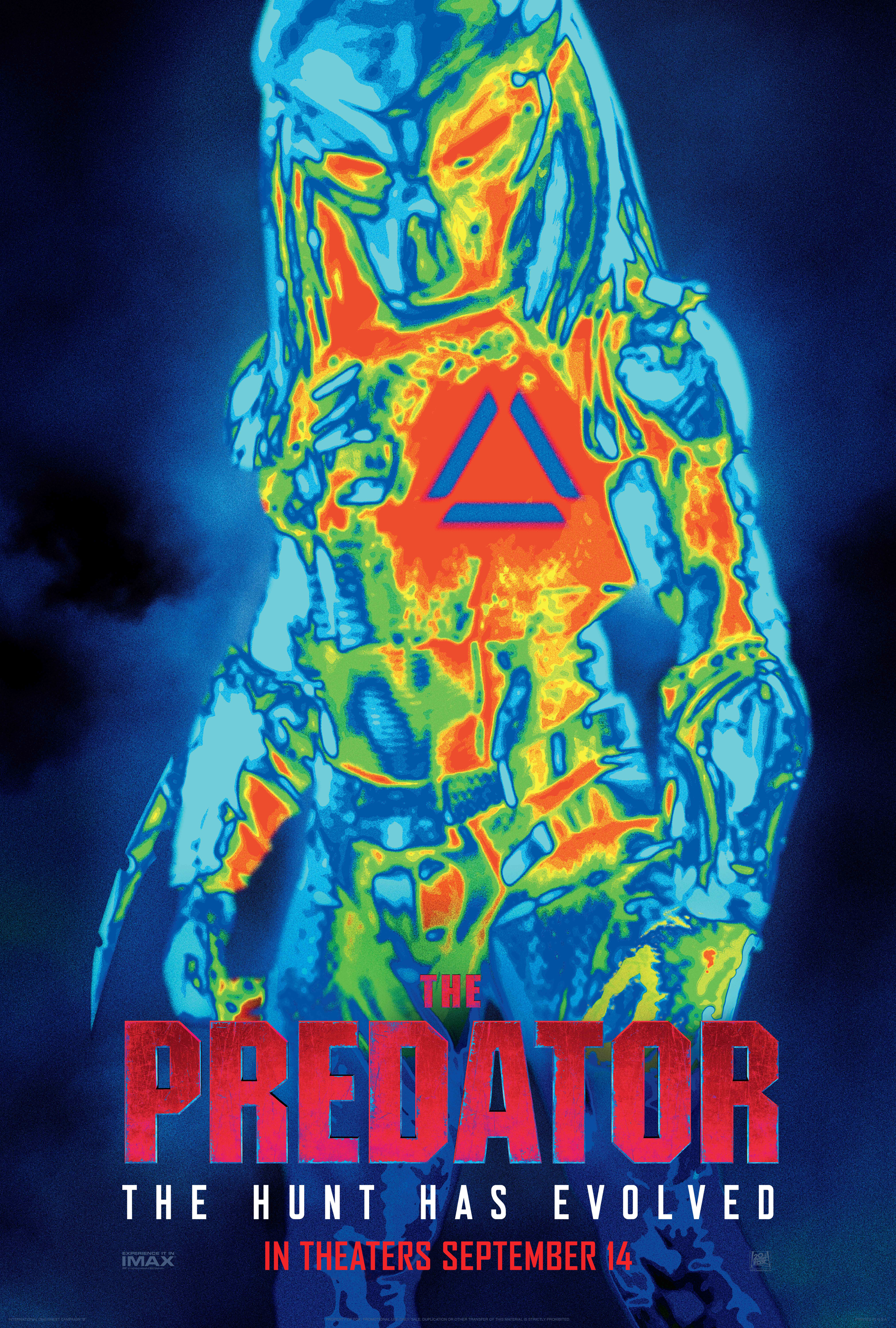 "1. The Predator / ""Хищникът"" – Научна фантастика / Екшън; Режисьор: Шейн Блек; Участват: Бойд Холбрук, Кийган-Майкъл Кей, Оливия Муун"