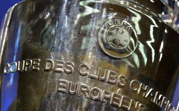 Резултатите от първия квалификационен кръг, Шампионска лига-реванши