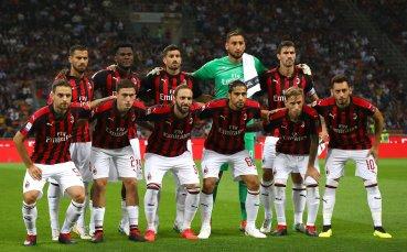Милан с рекордни загуби в последната година