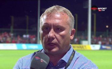 Николай Киров: Косоко скоро ще е в Ботев, не и Генев