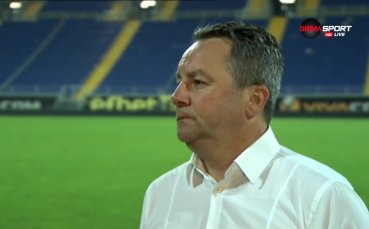 Стоянович: Малко по малко ще вървим напред