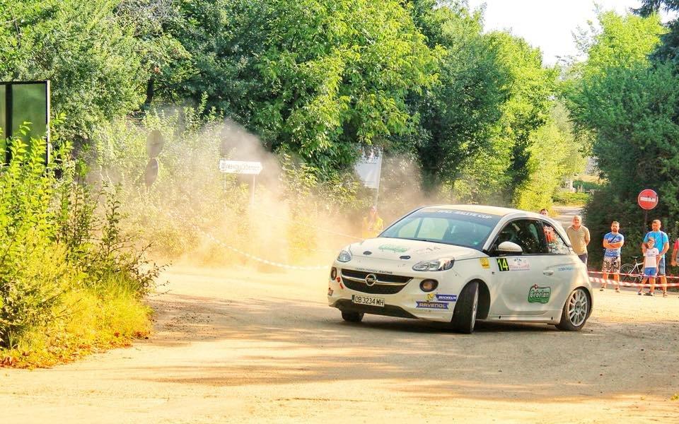 Успешен дебют за Opel Adam Cup в България