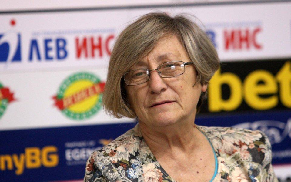 Нешка Робева отрече да се отказва от гимнастиката