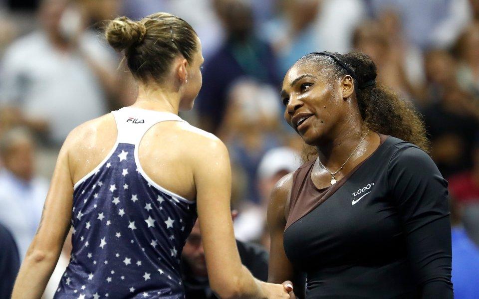 Година след раждането: Серина е на полуфинал на US Open