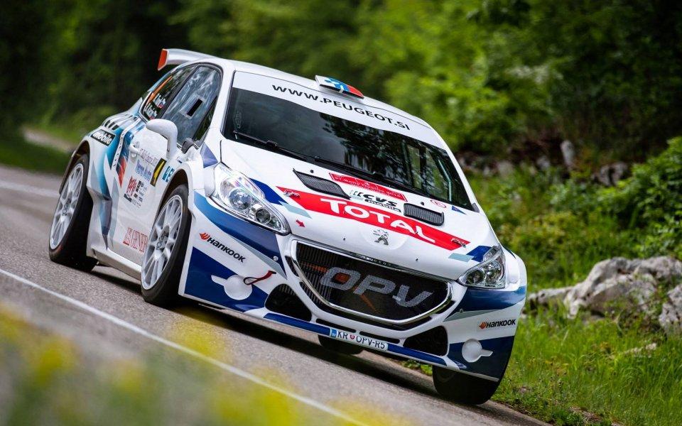 Grigorov Racing Team с двудневен тест в Словения