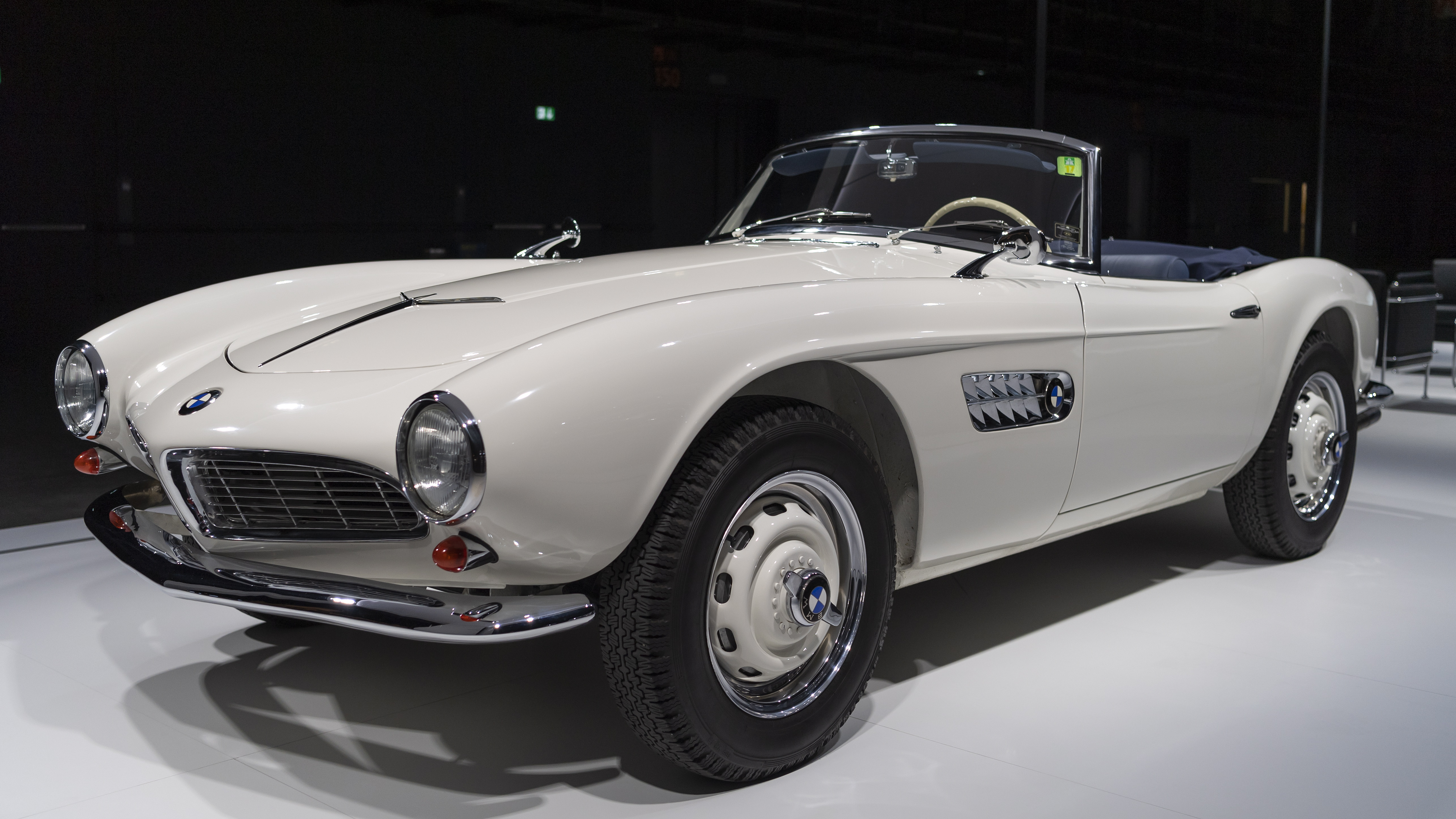 BMW 507 Serie 2 Roadster (1959)