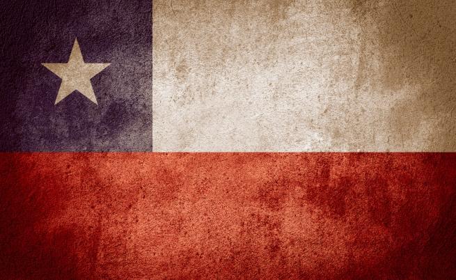 Националният флаг на Чили