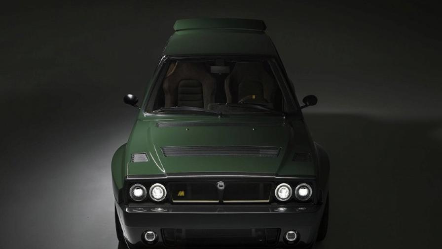 Възродиха легендата Lancia Delta Integrale