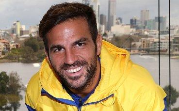 Фабрегас съгласен да остане в Челси за по-малко пари