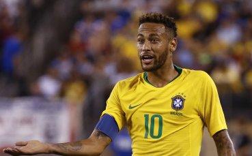 Тите: Капитанската лента на Бразилия е отговорност, а не награда